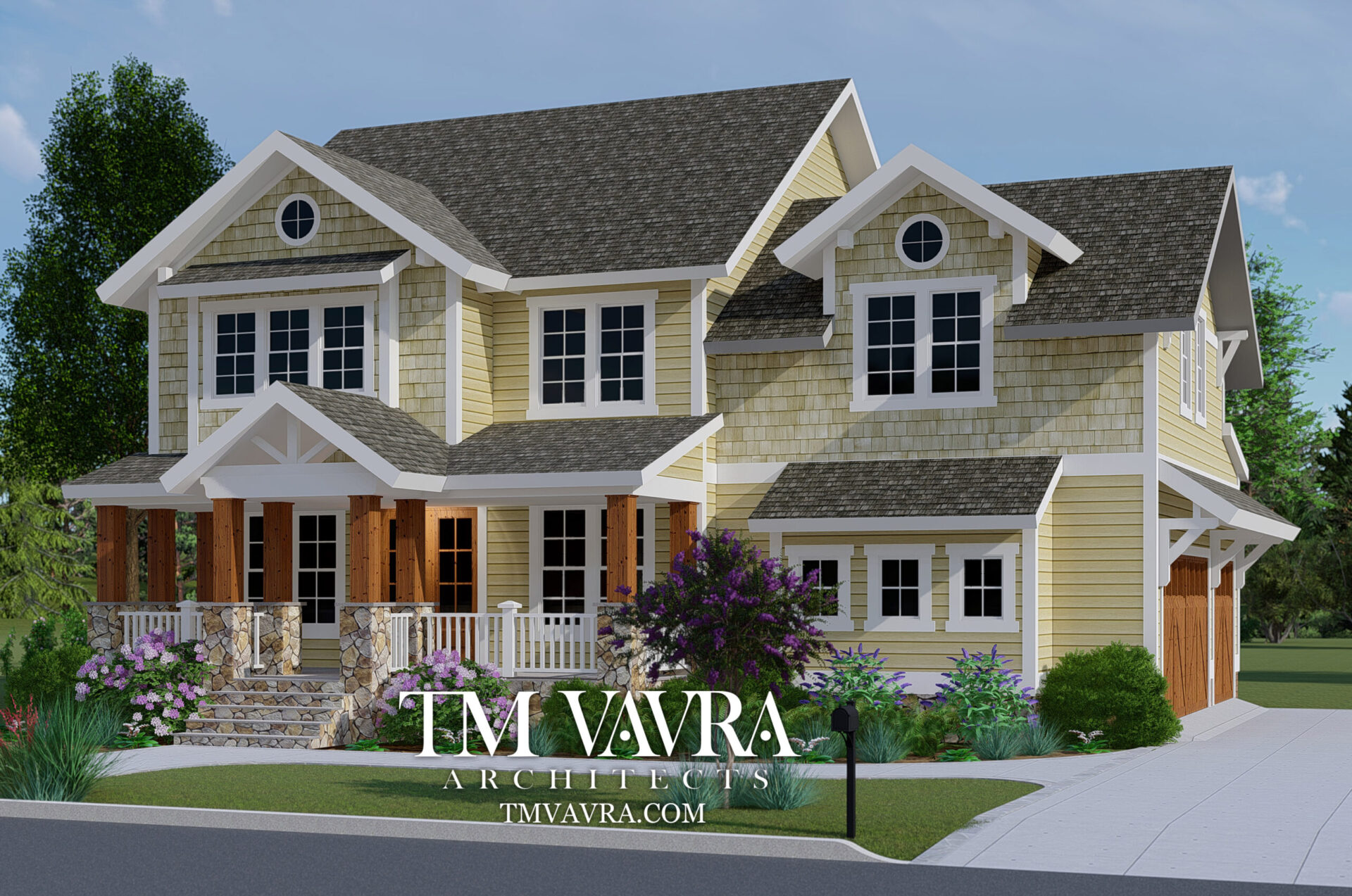 The Annandale by TM Vavra